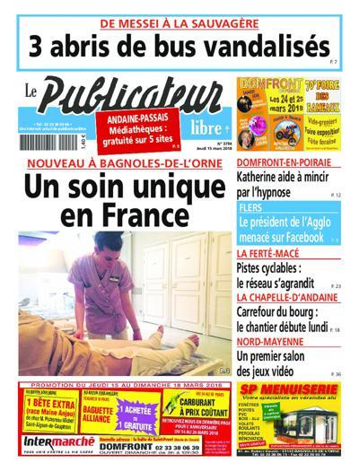 Le Publicateur Libre - N°3942
