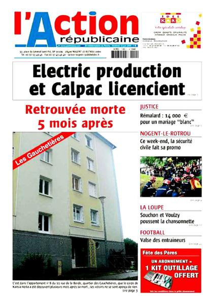 L'Action Rep.(Nogent) - N°11421