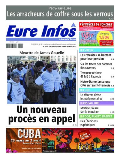 Eure Inter  Infos - N°2305