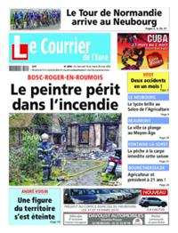 Le Courrier De L'Eure
