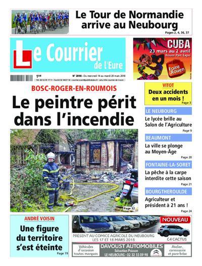 Abonnement Le Courrier De L'Eure