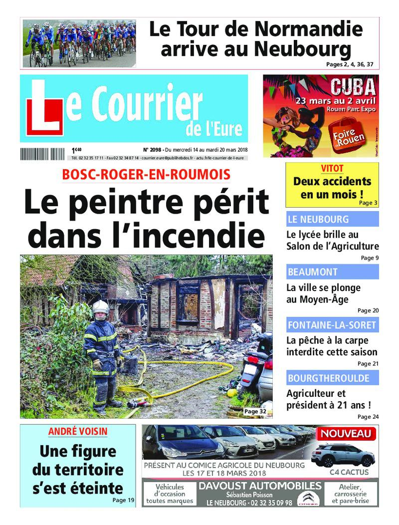 Le Courrier De L'Eure