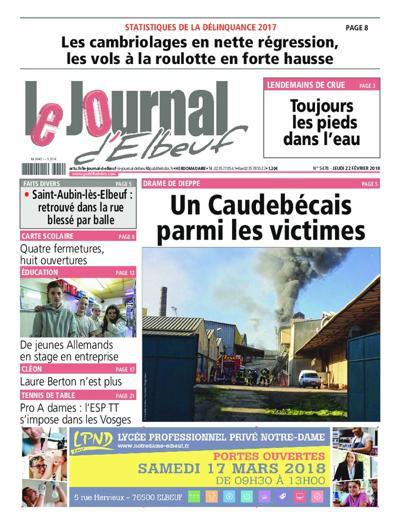 Le Journal  D'Elbeuf (photo)