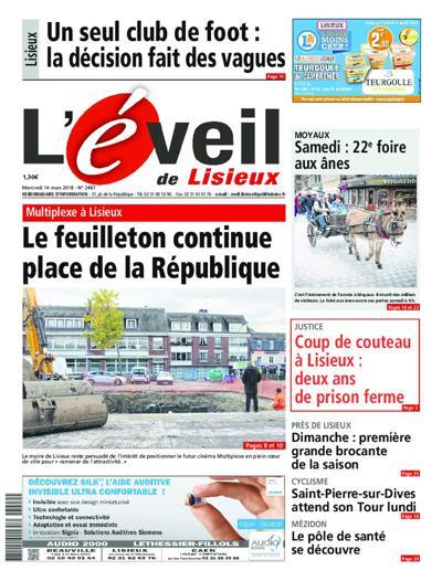 L'Eveil De Lisieux - N°2617