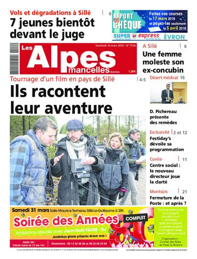 Les Alpes Mancelles - N°7638
