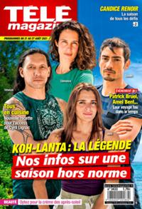 Télé Magazine N° 3433