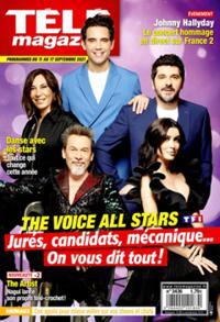 Télé Magazine N° 3436
