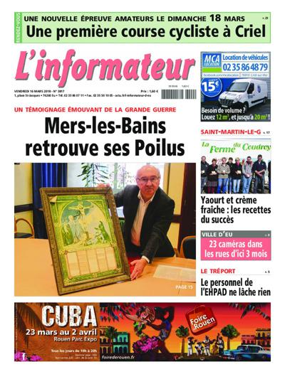 L'Informateur D'Eu - N°1510