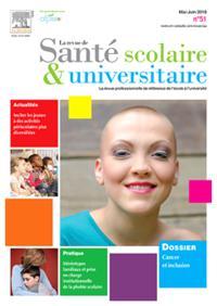 La Revue De Sante Scolaire Et Universitaire