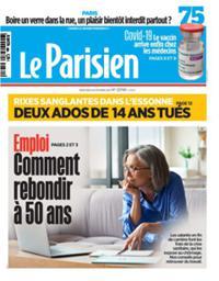 Le Parisien N° 210224