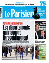 Le Parisien N° 210225