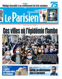 Le Parisien N° 210226