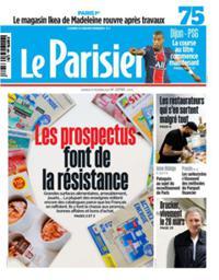 Le Parisien N° 210227
