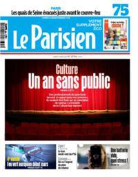 Le Parisien N° 210301