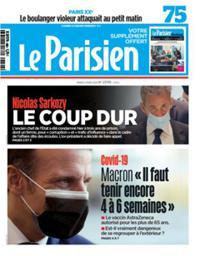 Le Parisien N° 210302