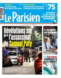 Le Parisien N° 211014