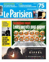 Le Parisien N° 211015