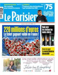 Le Parisien N° 211016