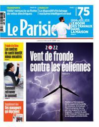 Le Parisien N° 211018