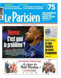 Le Parisien N° 211019