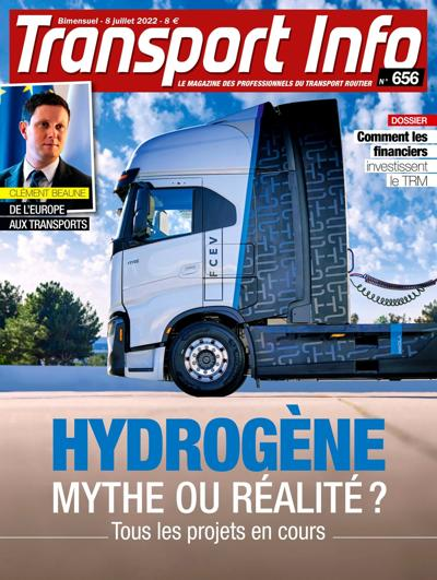Abonnement magazine Transport Info