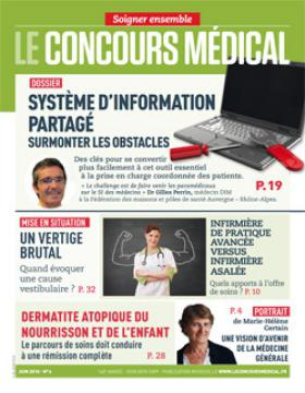 Le Concours Medical - N°2006