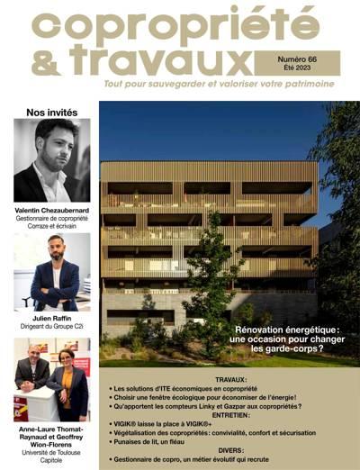Copropriete et Travaux (photo)