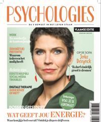 Psychologies België N° 87