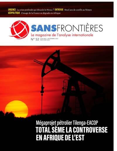 Abonnement magazine Sans Frontières