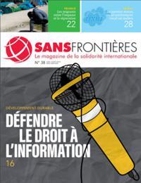 Sans Frontières N° 38