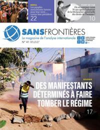 Sans Frontières N° 41