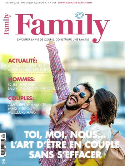 Abonnement magazine Family