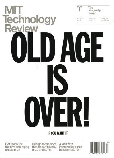 Abonnement Technology Review