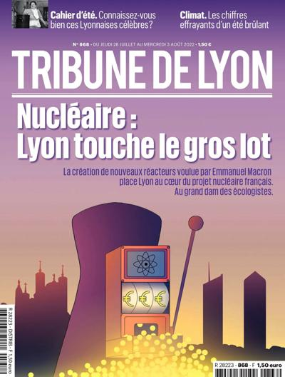 Tribune De Lyon - N°781