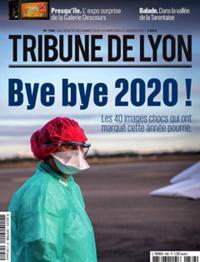 Tribune De Lyon N° 786