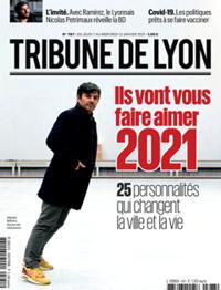 Tribune De Lyon N° 787