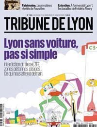 Tribune De Lyon N° 789