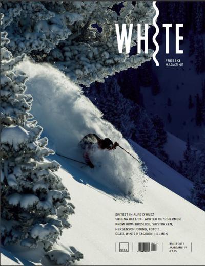 White Freeski Magazine - N°1901