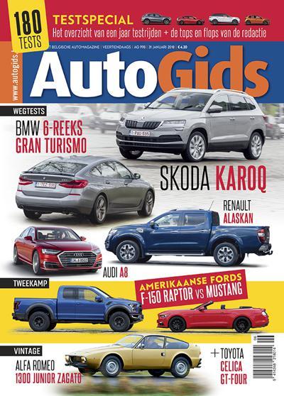 Auto Gids - N°1054