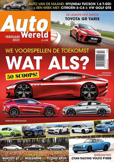 Auto Wereld - N°395