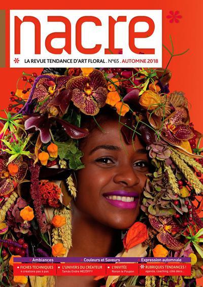 Nacre - La Revue D'Art Floral - N°69