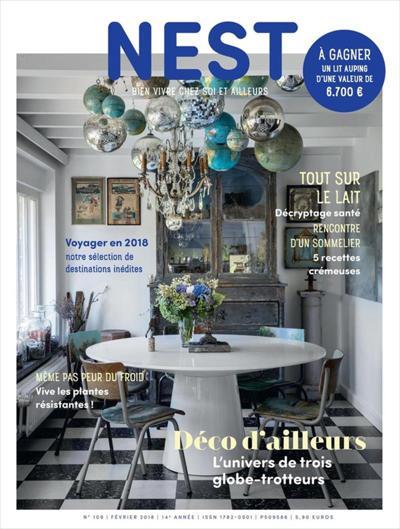 Nest (Fr) - N°201901