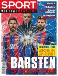 Sport Voetbal Magazine - N°202021