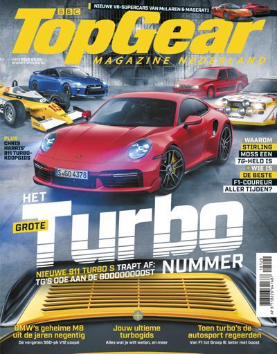 Top Gear - N°183