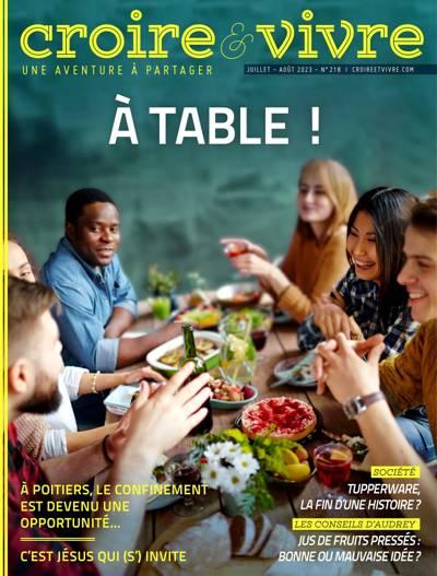 Croire Et Vivre (photo)