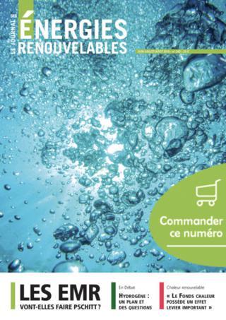 Le Journal Des Energies Renouvelables