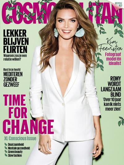 Cosmopolitan Nl - N°201812