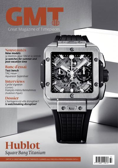 Abonnement magazine Gmt (Fre/Eng)