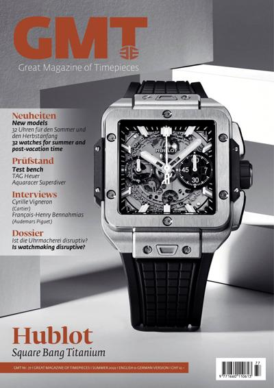 Abonnement magazine Gmt (Fre/Deu)