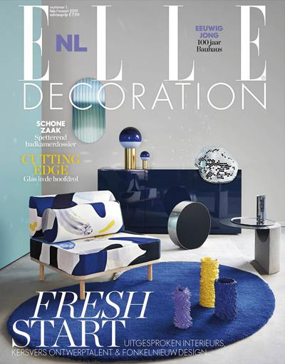 magazine elle decoration nl en abonnement. Black Bedroom Furniture Sets. Home Design Ideas